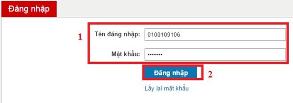 đăng nhập BHXH