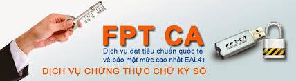 chữ ký số FPT-CA