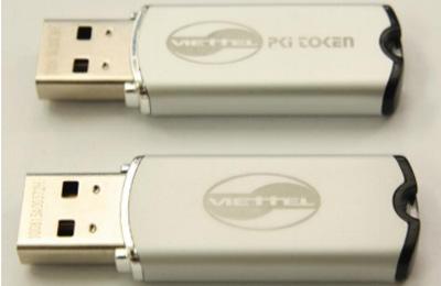 hình mẫu USB Token Viettel-CA